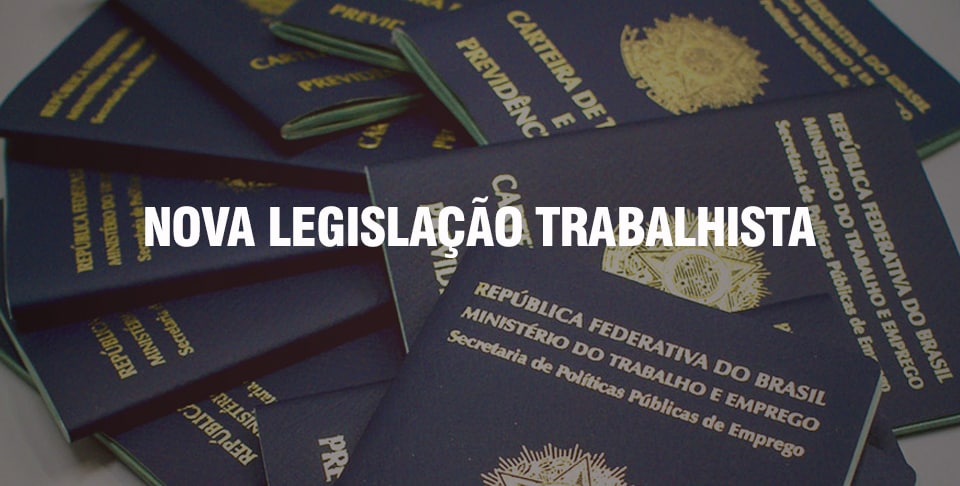 nova legislação trabalhista